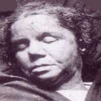 Mortuary image of Alice Mckenzie.