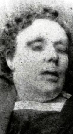 Annie Chapman the second of Jack the Ripper's victims.