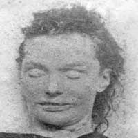 Jack the Ripper's third victim - Elizabeth Stride.