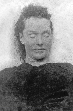 Elizabeth Stride - Victim of Jack the Ripper.