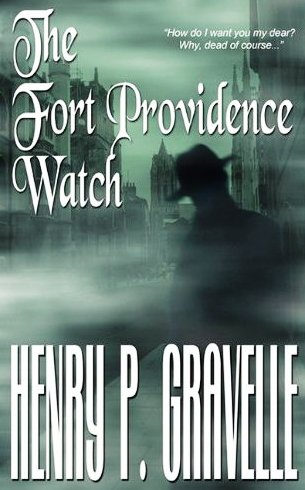 The cover for the Fort Provident Watch.