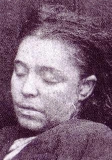 Frances Coles the last Whitechapel Murder Victim.