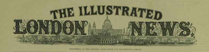 The header for the Illustrated London News.