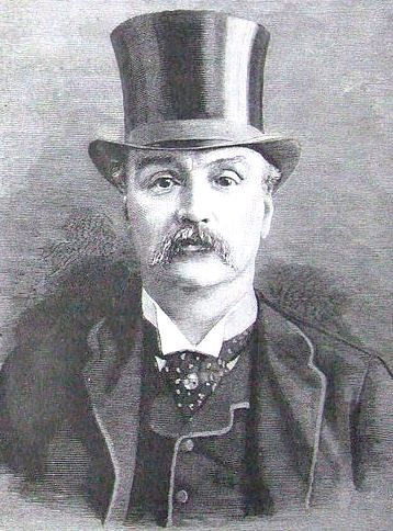 James Maybrick - Jack the Ripper suspect.