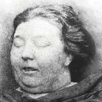 Jack the Ripper victim Martha Tabram.