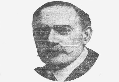 A photo of Melville Macnaghten.